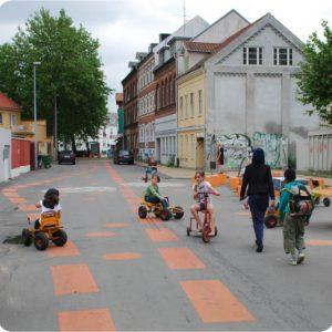 Legegade I Odense - Roersvej